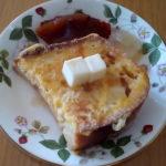 豆乳と卵のフレンチトーストレシピ!砂糖無添加で健康ダイエットにも最適