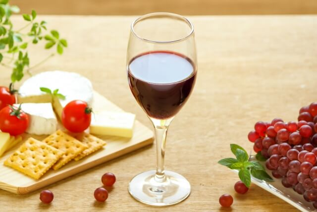 ワインも発酵食品!健康に良いポリフェノールの効能効果を調べてみた