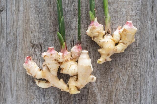 温活食材!生姜の効能効果は、風邪などウイルス対策にも良い?